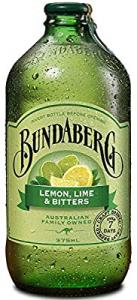 Bibita Bundaberg Lemon, Lime & Bitters Sparkling Drink CL.37.5