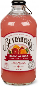 Bibita Bundaberg Blood Orange Sparkling Drink CL.37.5