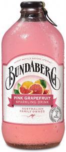 Bibita Bundaberg Pink Grapefruit Sparkling Drink CL.37.5