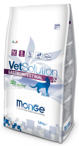 MONGE VET SOLUTION GASTROINTESTINAL FELINE ADULT 1,5 KG