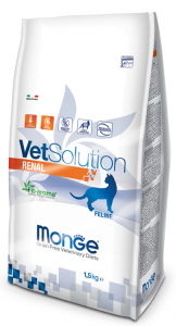MONGE VET SOLUTION RENAL FELINE ADULT 1,5 KG