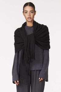 Sciarpa tipo Pashimina  lana e viscosa  | Sciarpe donna vendita on line
