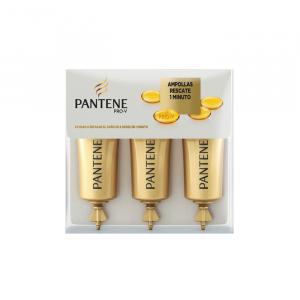 Pantene Pro V Smooth And Sleek 1 Min Wonder Ampoules 3 Unità