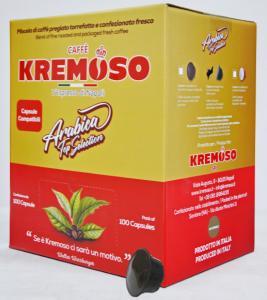 100 CAPSULE DOLCE GUSTO KREMOSO