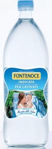 Acqua Fontenoce Naturale Pediatrica - Vetro LT.1
