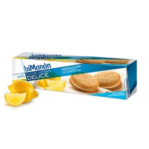 Bimanán Biscotti Sostitutivi Al Gusto Di Limone 2 Unità