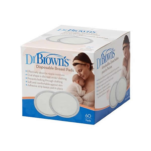 Dr Brown's Coppette Assorbilatte 60 Unità