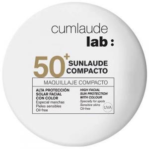 Cumlaude Sunlaude Spf50 Compact 01 Light 10g