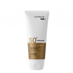 Cumlaude Sunlaude Very High Body Sun Protection Body Milk Spf50+ 200ml