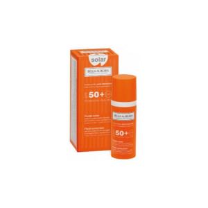 Bella Aurora Sunscreen Anti Dark Spots Protect Adapt System Spf50 Sensitive Skin 50ml