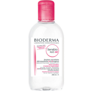 Bioderma Sensibio H2O Ar Anti Redness Make Up Removal Micelle Solution 250ml