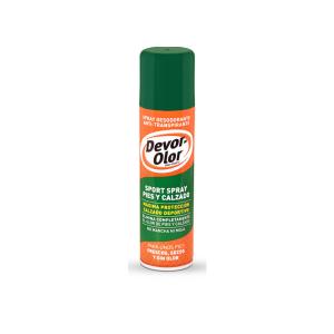 Devor Olor Spray Sport  Antitranspirante Pies y Calzado 150ml