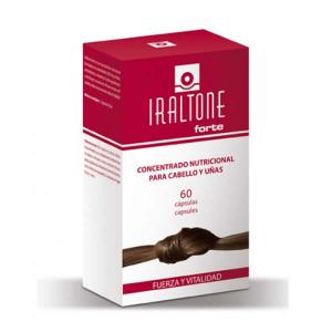 Iraltone Forte Concentrado Nutricional Cabello Y Uñas 60 Cápsula