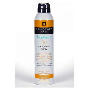 Heliocare 360 Pediatrics Transparent Spray Spf 50 200ml
