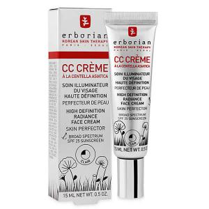Erborian Cc Crème Spf25 Clair 15ml
