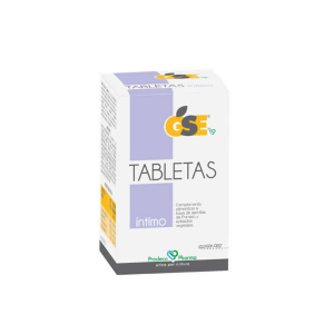 GSE Íntimo Tabletas 90 Tablets