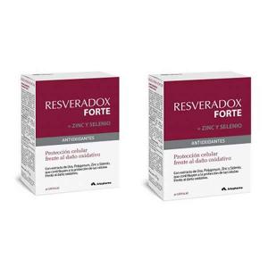 Resveradox Forte Antioxidants 30 Tablets