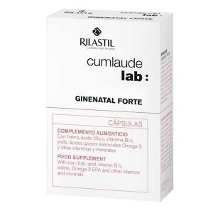 Cumlaude Ginenatal Forte Food Supplement Capsules 30 Units