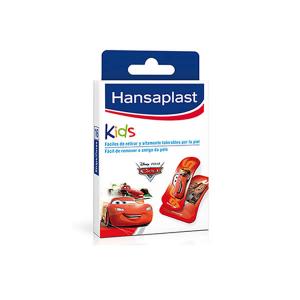 Hansaplast Cars Kids Plaster 16 Units