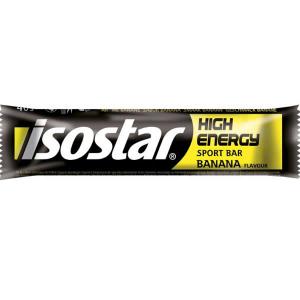 Isostar Bars High Energy Banana Bar 40g