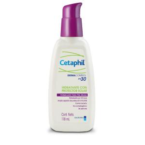 Cetaphil Dermacontrol Crema Idratante Riequilibrante Viso Fps30 118ml