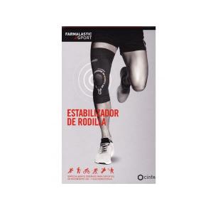 Farmalastic Sport Stabilizzatore Del Ginocchio Dimensione S