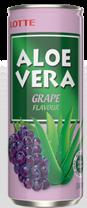 Lotte Aloe Vera Gusto Uva CL.24