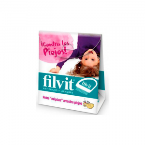 Filvit  Anti Pidocchi Pettine