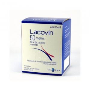 Lacovin Solucion Cutánea 50mg/ml 240ml
