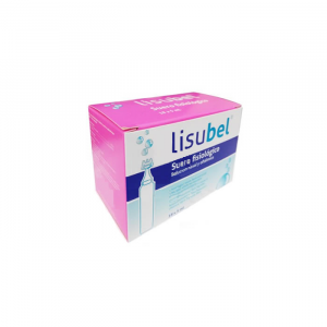 Lisubel Physiological Serum 30x5ml Single Doses