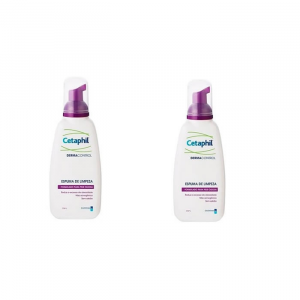 Cetaphil Dermacontrol Cleansing Foam 2x235ml