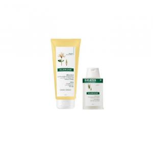 Klorane After Shampoo Balsamo Magnolia 200ml Set 2 Pezzi