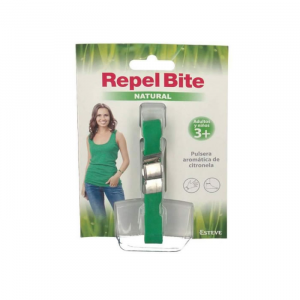 Repel Bite Natural Citronella Aromatic Bracelet