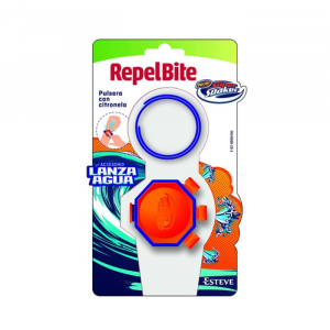 Repel Bite Bracelet With Citronella Water Lance Super Soaker
