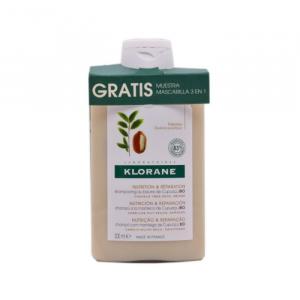 Klorane Shampoo With Cupuaçú Butter Bio 200ml Set 2 Parti 2020