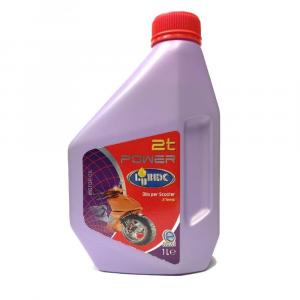 LUBEX Olio per motori 2T POWER API TB a base minerale 1 L