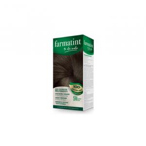 Farmatint Gel Colorazione Permanente 5N Light Brown 150ml