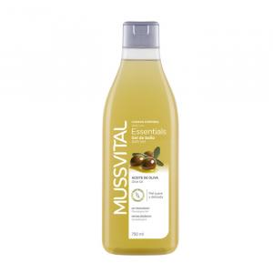 Mussvital Essentials Olive Oil Gel Doccia 750ml