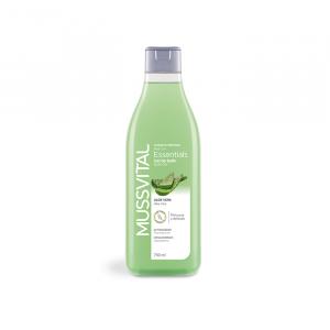 Mussvital Essentials Gel Doccia Aloe Vera 750ml