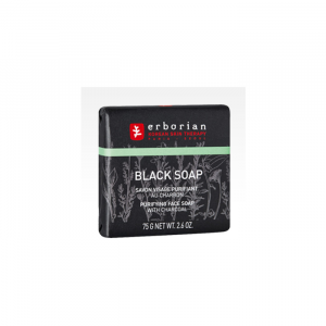 Erborian Black Soap Purifying Face Soap 75g