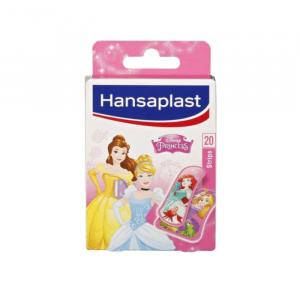 Hansaplast Disney Princess 20 Cerotti Bambini