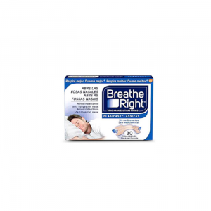Breathe Right Nasal Strips Small Size 30 Units