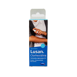 Lusan Chlorhexidine Antiseptic Spray 25ml