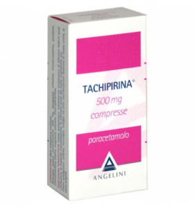 Tachipirina 500 mg Compresse 30 cpr