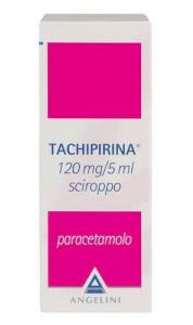 Tachipirina Sciroppo 120 ml - 120 mg/5 ml