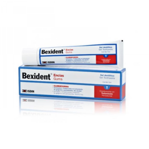 Bexident Gums Treatment Gel Toothpaste 50ml
