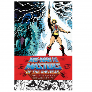 Libro: HE-MAN AND THE MASTERS OF THE UNIVERSE: The Newspaper Comic Strips by Dark Horse