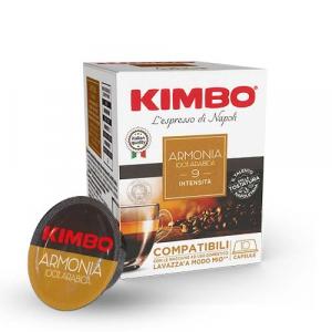 80 CAPSULE KIMBO A MODO MIO ARMONIA