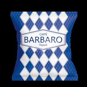 100 CAPSULE BARBARO CREMOSO NAPOLI CAFFITALY