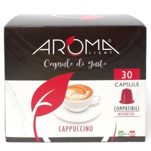 30 CAPSULE CAPPUCCINO NESPRESSO